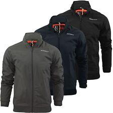 Crosshatch Funnel Neck Zip Other Coats & Jackets for Men