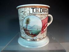 Antique Victorian Shaving Mug #1