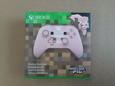 Brand New Minecraft Pig Limited Edition Wireless Controller Xbox One