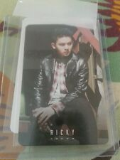 Teen top Ricky  exito official photocard Kpop k-pop shipped in toploader