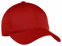 Port Authority Self Fabric Slide Closure Classic High Profile Baseball Cap. C800
