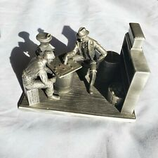 The General Store Franklin Mint Albert Ciriaco 1978 Fine Pewter