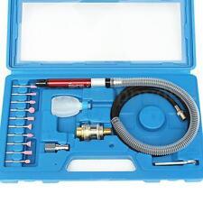 16pc Air Micro Die Grinder Kit Mini Pencil Polishing Rotary Cutting Tool 60l/min