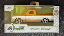 Jada Just Trucks 1972 Chevy Cheyenne Pickup Truck 1:32 Diecast Same-Day Ship