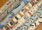 Prestigious Textiles BEACHCOMBER Cotton Curtain Upholstery Roman Blind  Fabric