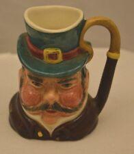 Toby Mug Miniature Mr Micawber Lancaster Sandland Hanley England Character Ware