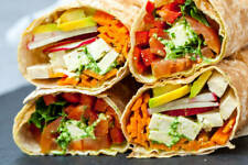 Tortilla Wraps by SPICESontheWEB