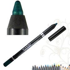 Crayon waterproof eyeliner longue durée vert métallique MAKKI