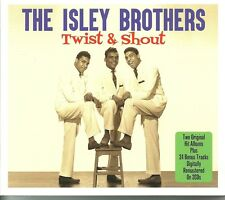 THE ISLEY BROTHERS TWIST & SHOUT, Inc I SAY LOVE HOLD ON BABY SHOUT & MANY MORE