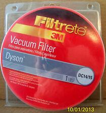 3M FILTRETE DYSON DC14/15 VACUUM FILTER - NEW