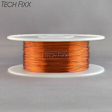 Magnet Wire 21 Gauge Enameled Copper 790 Feet Coil & Motor Winding Essex 200C