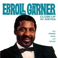 ERROLL GARNER - CLOSE UP IN SWING - WITH PIANO, BASS AND DRUMS (NEW SEALED CD)