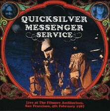 Quicksilver Messenger Service Live At The Fillmore 4th Feb 1967 2-CD NEW SEALED