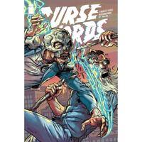 Curse Words #17 IMAGE COMICS COVER  A Browne