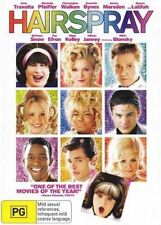Hairspray (2007) DVD Movie BRAND NEW SEALED MUSICAL ROMANCE R4