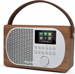 LEMEGA M2+ Internet DAB/DAB+/FM Digital Radio