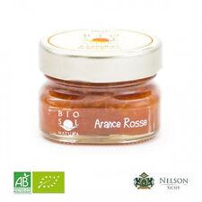 Marmellata di Arance Rosse BIO da 100gr, Red Orange Marmelade 100% organic