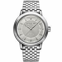 Raymond Weil Maestro Men's Automatic Watch - 2837-ST-65001 NEW