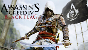 Assassin's Creed IV 4 Black Flag uPlay Game Key (PC) - Region Free