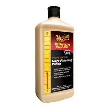 Meguiar's M20532 Mirror Glaze Ultra Finishing Polish Swirl Remover 32 oz