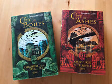 City of Bones und City of Ashes Cassandra Clare Neuwertig