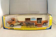 Corgi Gb n° 1105 camion Horse Transporter transport chevaux neuf en boite MIB