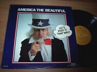 NM RCA America The Beautiful Let's Keep It That Way 2 LP Albums