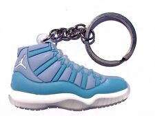 AIR JORDAN XI 11 PANTONE ULTIMATE GIFT FLIGHT SNEAKER SHOE KEY CHAIN RING HOLDER