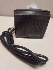 New listing Motorola Hsn1006A, Audio Pa and Speaker with Cable, New