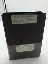 MGM/UA Betamax NOT VHS He Knows You're Alone 1980 Horror Thriller Slasher Cult R