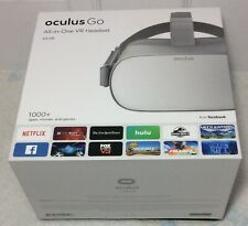 Oculus Go 64 GB VR Headset Standalone Virtual Reality In Original Box. Bluetoo