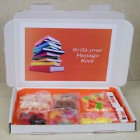 Personalised Teacher Thank you Sweet Gifts Hamper School Nursery Pre School