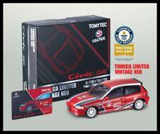 Tomica Limited Edition Vintage NEO LV CALTEX Honda Civic EG6 SiR 1/64 TOMYTEC