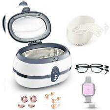 Jewellery Cleaner 600mL Ultrasonic Cleaner Digital Jewelry Tattoo