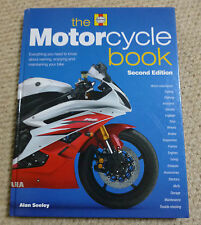 THE MOTORCYCLE BOOK - SECOND EDITION HAYNES OWNING, MAINTAINING, ENJOYING MANUAL