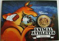 Australien 1 Dollar 2012 Animal Athletes Kangaroo