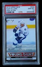 "PSA 10 GEM MINT ALEX KILLORN Rc "" HIGH GLOSS "" 2013-14 UD YOUNG GUNS Rookie #223"