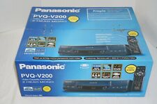 Panasonic Pvq-V200 4 Head Vcr Vhs Video Cassette Recorder - Factory Sealed!