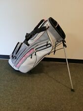 Ladies Pine Meadow Golf Carry/Stand Bag, 5 section, 7 pockets