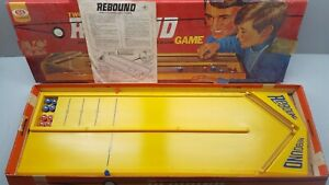 Ideal 1970s Two Cushion Rebound Complete Boxed set.