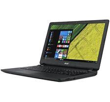 "Acer Aspire3 15.6"" Intel i5 7200  3.1GHz 8GB 1TB 128 GB SSD Windows Laptop-Black"