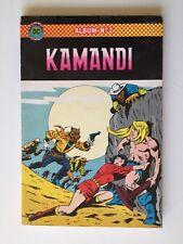 ALBUM RECUEIL KAMANDI N° 2 - SUPER STAR DC ARTIMA COLOR 1981