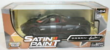 Motormax 1/24 Scale 79502 - Pagani Huayra - Satin Paint Black