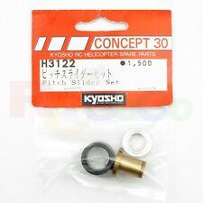 Kyosho H3122 Pitch Slider Set Concept 30 Helicopter Parts