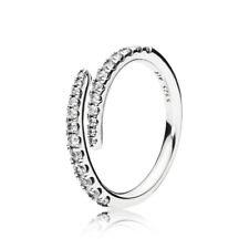 PANDORA Ring Sternschnuppe 196353cz 58