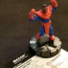 MAXAM - 028 - RARE Figure Heroclix Avengers Infinity Set #28