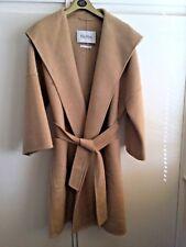 NEW MaxMara 100% CASHMERE Wrap Coat RRP £2555 UK 10/12