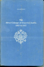 Severin Katalog Catalogue Silver Coinage Imperial Russia Russland 1682 to 1917