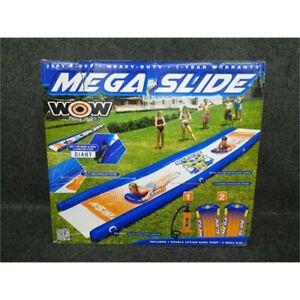 WOW World of Watersports 18-2200 Mega Slide, Giant Backyard Waterslide, 25' x 6'
