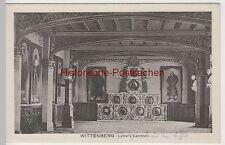 (79230) AK Lutherstadt Wittenberg, Luthers Lehrstuhl, vor 1945